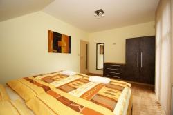 Ložnice v Hradním apartmánu