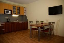 Kuchyň v Zámeckém apartmánu